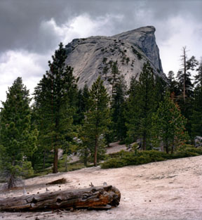 Half Dome and Hump Ascent
