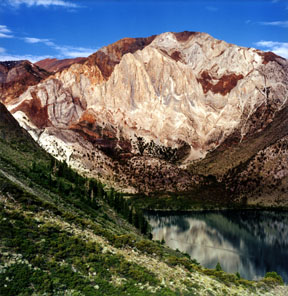 Sevehah Cliff and Convict Lake