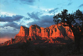 Sunset in Sedona #1