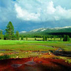 Soda Springs, Tuolumne Meadows
