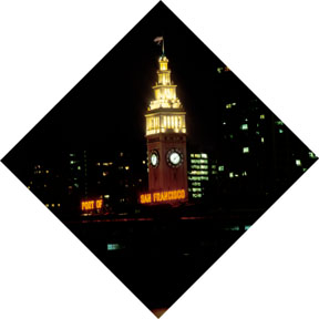 Diamond in the Skyline - Ferry Building