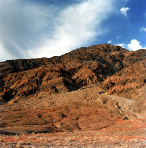 Steep Alluvial Fan