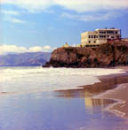 Cliff House Reflection